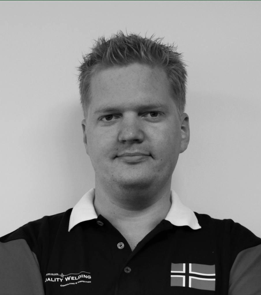 Portrait of Kjetil Røed