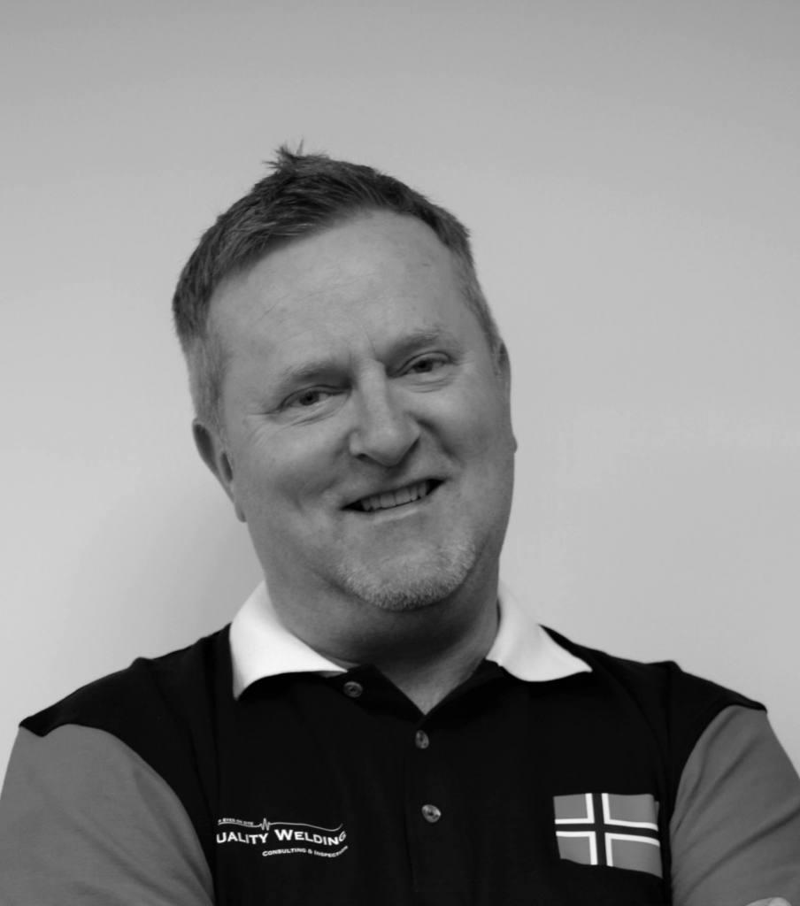 Portrait of Tore Ingvald Olsen